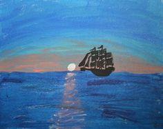 Sail Away by Morgan McLaren