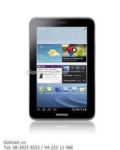 Máy tính bảng Samsung Galaxy Tab II 7.0'' (16GB)