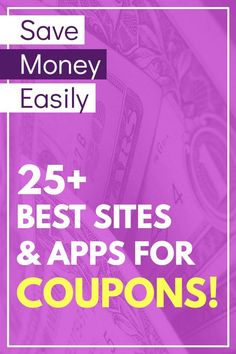 b1889b443c5 25+ of the Best Coupon Sites and Apps to Save Money. If you