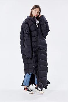 VETEMENTS - VETEMENTS down-coat - Coats and outerwear - Kuznetsky most 20 online store