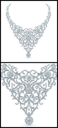 Coronet Diamonds' Hekate necklace with 20.50 carats of diamonds.