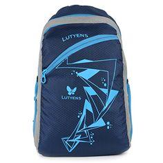 5d531bb53f6d Lutyens Blue Polyester School Bag (21 Litre) (Lutyens 267) Best Dishwasher  Brand