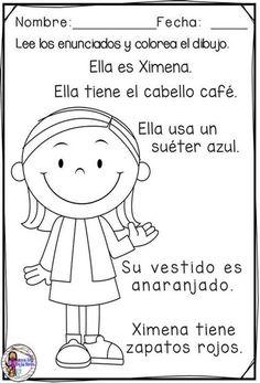 Best Way To Learn Spanish Design Studios Info: 2241760595 Spanish Classroom Activities, Preschool Spanish, Spanish Lessons For Kids, Spanish Teaching Resources, Elementary Spanish, Spanish Language Learning, Preschool Activities, Learn Spanish, Bilingual Education