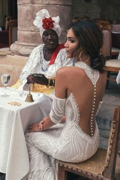 Sexy Wedding Dresses, Wedding Attire, Bridal Dresses, Wedding Gowns, Bridesmaid Dresses, Tattoo Wedding Dress, Backless Wedding, Dresses Dresses, Mod Wedding