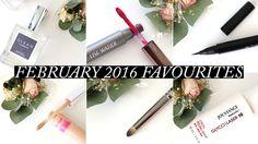 February 2016 Favorites | Makeup & Beauty
