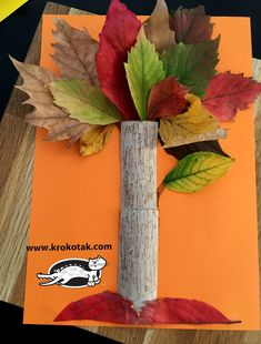 Into toilet paper roll crafts? Toilet paper roll can be turned into something awesome. Our toilet paper roll DIY projects here will help you make some Fall Arts And Crafts, Easy Fall Crafts, Fall Crafts For Kids, Fun Crafts, Autumn Trees, Autumn Art, Autumn Leaves, Autumn Activities, Craft Activities For Kids