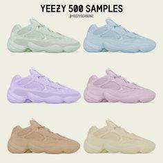 Yeezy 500 Samples Hype Shoes 7dc0d0c8d4