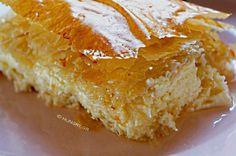 Kitchen Stories: Boiled Cheese Pie