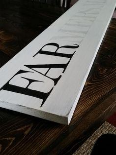 DIY Farmers Market Sign, so easy!