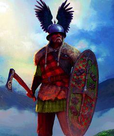 Arverni chief Vercingetorix