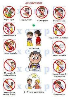 Les règles de vie - 4