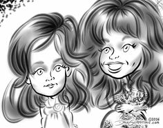 See the Bar Mitzvah #caricatures I drew yesterday in NJ. https://facebook.com/caricature.artist.nyc  http://Caricature.social