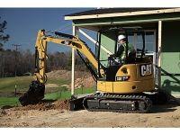 Mini excavator CAT 303.5E CR - Miniexcavatoare CAT -  Bergerat Monnoyeur Romania. Solicita oferta! Cat Excavator, Hydraulic Excavator, Swing Design, Canopy Design, Cat Dealers, Perfect Tacos, Olive One, Biscuit Mix, Taco Casserole