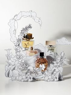 """STYLEUK photography by Victoria Zschommler """"Where will the fragrance take you?"""" pinned by Ton van der VeerIN STYLEUK photography by Victoria Zschommler """"Where will the fragrance take you?"""" pinned by Ton van der Veer Posies Perfume Oil Pos Display, Visual Display, Display Design, Store Design, Product Display, Design Shop, Perfume Display, Perfume Storage, Cosmetic Display"""