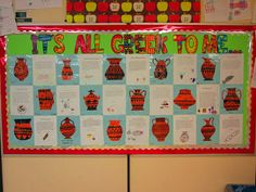 It's All Greek To Me with CTP's Poppin' Patterns letters. Great Social Studies bulletin board idea to teach about Ancient Greece!