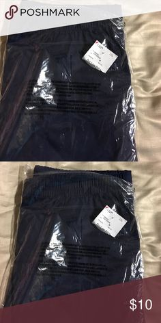 Scrub pants Scrub pants New In Package Size medium indigo blue Other