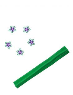 Individual, unusual designs in nail modeling are yours with Nail art Fimo sticks. You will love the different colors and patterns, and will be faced with a tough choice! #fimo #nailart #naildesign #nded www.nded.com