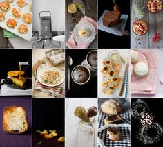 Culinographie - A mouthwatering French blog on food styling and photography by three talented ladies - FR