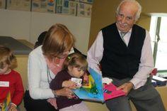 Qué bien con los abuelos!!!