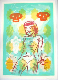Conrad Botes South African Artists, Printmaking, Bunny, Walls, Portraits, Illustrations, My Love, Face, Pictures