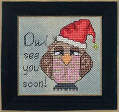 Owl See You Soon! http://www.wichelt.com/freegraphs/freegraph.html