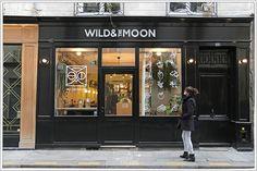 Wild & The Moon « Wild Bar » (restaurant+ épicerie) 55 rue Charlot 75003 Paris « Wild Lab » (take away) 25 rue de Gravilliers à Paris