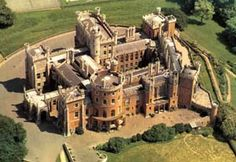Belvoir Castle (UK) - Stately Home in England
