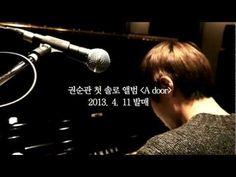 권순관 솔로앨범 A door 2013.4.11 발매