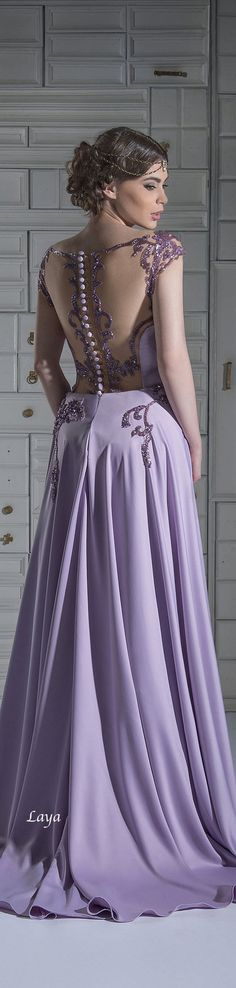 CHRYSTELLE ATALLAH Spring-Summer 2014 COUTURE