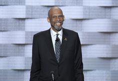 Kareem Abdul-Jabbar – Member, President's Council on Fitness, Sports, and Nutrition (SAUL LOEB/AFP/Getty Images)  via @AOL_Lifestyle Read more: http://www.aol.com/article/news/2017/01/17/obama-appoints-gabby-douglas-kareem-abdul-jabaar-transgender-and-more-to-fill-jobs-before-trump-takes-office/21656994/?a_dgi=aolshare_pinterest#fullscreen