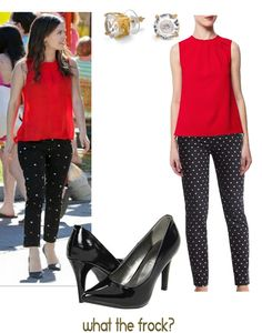 What the Frock? - Affordable Fashion Tips, Celebrity Looks for Less: Celebrity Look for Less: Rachel Bilson Style