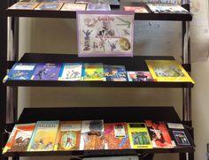 23 de Novembro, 25 aniversario do pasamento de Roald Dahl (1916-1990) Recordámolo na Biblioteca de Chapela cos seus libros
