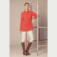 Para aproveitar o melhor do inverno: conforto e cores quentes. Entre em contato 51 98085885. #juliannafraccaro #easychic #modabrasileira #modafeminina #winter2016 #fashion #ropadediseño #inverno2016 #slowfashion #madeinbrazil #feitonobrasil #portoalegre