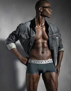 Oheni Morris by Ernest Collins Best Places To Live, Mens Glasses, Sport Wear, Black Men, Boxer, Calvin Klein, Underwear, Leather Jacket, Mens Fashion
