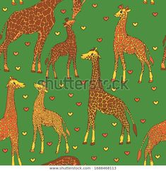 Find Seamless Pattern Giraffe Repetitive Textile Vector stock images in HD and millions of other royalty-free stock photos, illustrations and vectors in the Shutterstock collection. Repeating Patterns, Designer Wallpaper, Your Design, Pattern Design, Royalty Free Stock Photos, Textiles, Giraffes, Vector Stock, Drawings