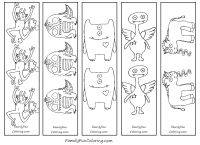 Print And Color From Several Free Monster Coloring Pages Also Check Out Holidays Nature Fantasy Themed Sheets