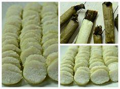 Indonesian Medan Food: Cara Membuat Lontong 2 (How to Make Rice Cake 2)