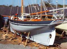 Sail CornwallWorkingSail flagship Agnes. Sail with the boat builder Luke this summer on Agnes.http://www.classic-sailing.co.uk/schedules/agnes