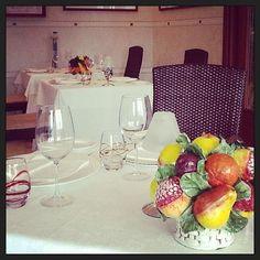 Dining room @hotel_bellerive