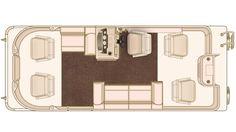 Image result for pontoon boat fishing floorplans