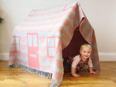 blanket playhouse