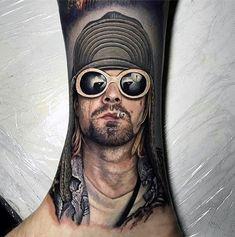 60 Nirvana Tattoo Designs For Men