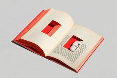 conceptual design of Michael Cunningham's novel The Hours by Seyda Sasmaz