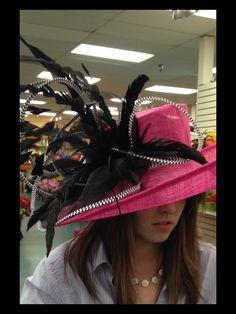 72 Best Derby Hat Ideas Images On Pinterest