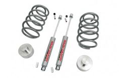 Rough Country Suspension Systems // 3in Jeep Suspension Lift Kit - $299.95