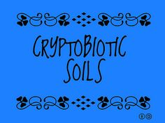 Buzzword Bingo: Cryptobiotic Soils | by planeta Buzzword Bingo, Nclex, Call To Action, Mobile App, Communication, Social Media, Blog, Rally, Community