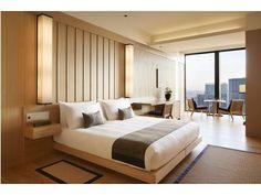 客室の一例│アマン東京
