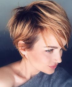 short edgy pixie cuts and hairstyles; Trendy hairstyles and colors… - Hair Styles - 25 short edgy pixie cuts and hairstyles; Trendy hairstyles and colors - Brown Pixie Cut, Edgy Pixie Cuts, Long Pixie Cuts, Short Pixie Haircuts, Short Hairstyles For Women, Short Hair Cuts, Cut Hairstyles, Hairstyle Ideas, Thick Pixie Cut