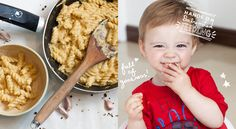 Butternut Squash Creamy Pasta Sauce – Vegan Option Baby Led Feeding.