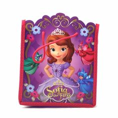 Buy Sofia The First Mini Tote Bag. Shop stunning Disney Princesses Favors, Toys, and Gifts